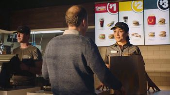 McDonald's $1 $2 $3 Dollar Menu TV Spot, 'Tus favoritos' [Spanish] - Thumbnail 7