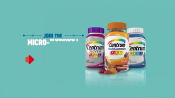 Centrum TV Spot, 'Micro-Workouts' - Thumbnail 10