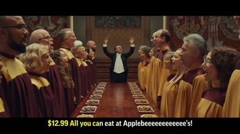 Applebee's All You Can Eat Riblets & Tenders TV Spot, 'Table' - Thumbnail 9