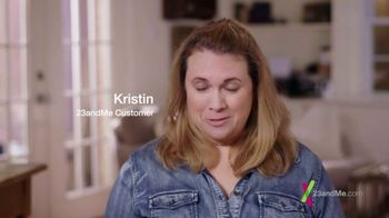 23andMe Health + Ancestry Kit TV Spot, 'Family Historian' - Thumbnail 2