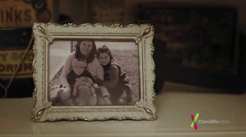 23andMe Health + Ancestry Kit TV Spot, 'Family Historian' - Thumbnail 4