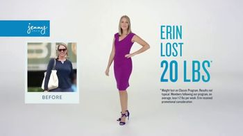 Jenny Craig Rapid Results TV Spot, 'Staying on Track'