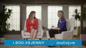 Jenny Craig Rapid Results TV Spot, 'Staying on Track' - Thumbnail 4