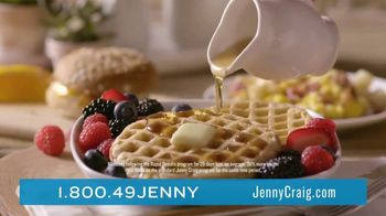 Jenny Craig Rapid Results TV Spot, 'Staying on Track' - Thumbnail 6