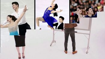 Olympic Channel TV Spot, 'Team USA: Maia and Alex Shibutani' - Thumbnail 3