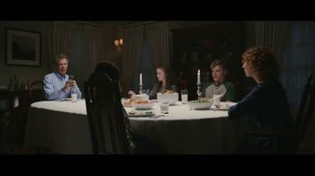 Common Sense Media TV Spot, 'Device-Free Dinner: Like' Feat. Will Ferrell - Thumbnail 1