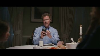 Common Sense Media TV Spot, 'Device-Free Dinner: Like' Feat. Will Ferrell - Thumbnail 4