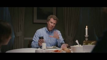 Common Sense Media TV Spot, 'Device-Free Dinner: Like' Feat. Will Ferrell - Thumbnail 7