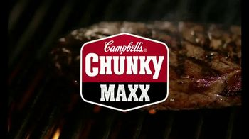 Campbell's Chunky Maxx Soup TV Spot, 'Steak With a Side of Steak' - Thumbnail 1
