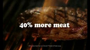 Campbell's Chunky Maxx Soup TV Spot, 'Steak With a Side of Steak' - Thumbnail 2