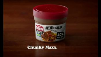 Campbell's Chunky Maxx Soup TV Spot, 'Steak With a Side of Steak' - Thumbnail 6