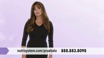 Nutrisystem Turbo 13 TV Spot, 'Retos' con Marie Osmond [Spanish] - 118 commercial airings