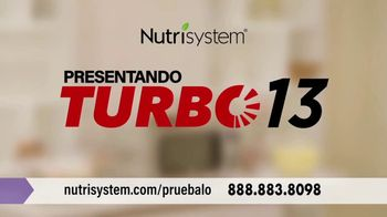 Nutrisystem Turbo 13 TV Spot, 'Retos' con Marie Osmond [Spanish]
