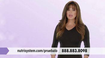 Nutrisystem Turbo 13 TV Spot, 'Retos' con Marie Osmond [Spanish] - Thumbnail 3