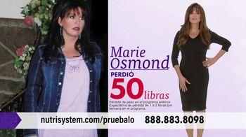 Nutrisystem Turbo 13 TV Spot, 'Retos' con Marie Osmond [Spanish] - Thumbnail 4