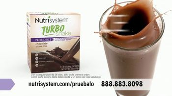 Nutrisystem Turbo 13 TV Spot, 'Retos' con Marie Osmond [Spanish] - Thumbnail 6