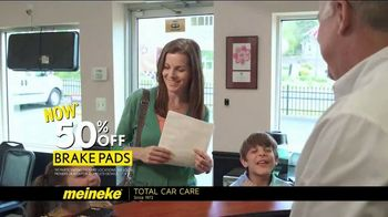 Meineke Car Care Centers TV Spot, 'Busy Life'