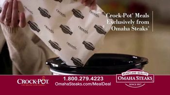 Omaha Steaks Crock-Pot Meal Deal TV Spot, 'Simplify' - Thumbnail 2