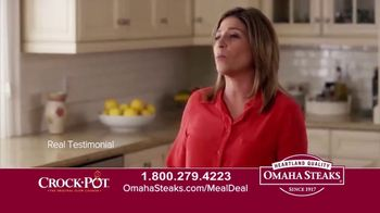 Omaha Steaks Crock-Pot Meal Deal TV Spot, 'Simplify' - Thumbnail 3