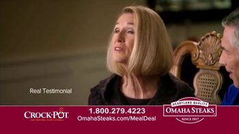 Omaha Steaks Crock-Pot Meal Deal TV Spot, 'Simplify' - Thumbnail 4