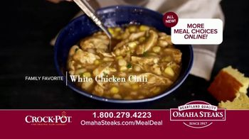 Omaha Steaks Crock-Pot Meal Deal TV Spot, 'Simplify' - Thumbnail 8