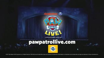 PAW Patrol Live! TV Spot, '2018 Race to the Rescue & Pirate Adventure' - Thumbnail 10