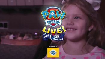 PAW Patrol Live! TV Spot, '2018 Race to the Rescue & Pirate Adventure' - Thumbnail 4