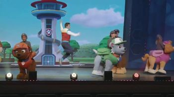 PAW Patrol Live! TV Spot, '2018 Race to the Rescue & Pirate Adventure' - Thumbnail 6