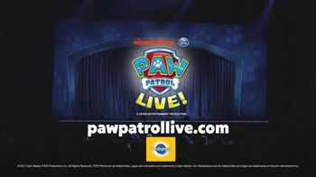 PAW Patrol Live! TV Spot, '2018 Race to the Rescue & Pirate Adventure' - Thumbnail 9