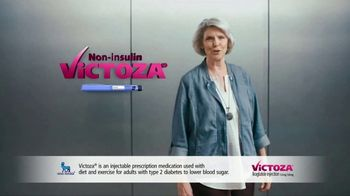 Victoza TV Spot, 'Type 2 Diabetes'