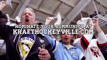 2018 Kraft Hockeyville TV Spot, 'Host a Preseason Game' - Thumbnail 7