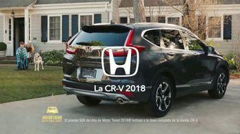 2018 Honda CR-V TV Spot, 'Mejores amigos' [Spanish] [T1] - Thumbnail 10