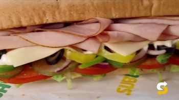 Subway $4.99 Footlong TV Spot, 'Price Is Right' - Thumbnail 2