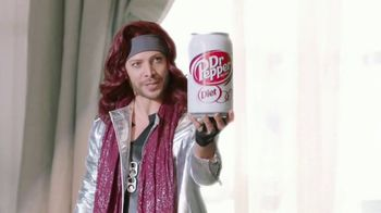Diet Dr Pepper TV Spot, 'Pillowscape' Featuring Justin Guarini