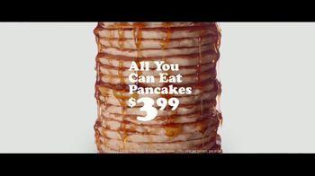 IHOP $3.99 All You Can Eat Pancakes TV Spot, 'Pilots' - Thumbnail 9