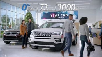 Ford Year End Sales Event TV Spot, 'Final Days of the Event' [T2] - Thumbnail 2