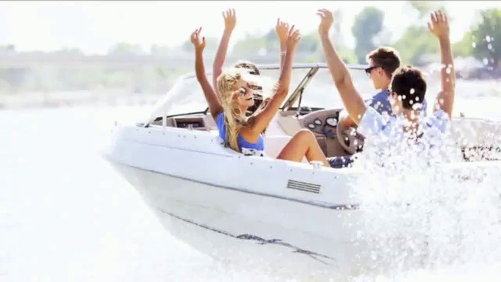 Boat US TV Commercial, 'You Can Count on Boat US'