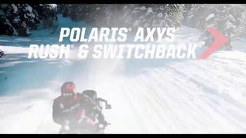 Polaris AXYS TV Spot, 'See Yourself out Front' - Thumbnail 8