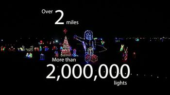 New Hampshire Motor Speedway TV Spot, 'Gift of Lights' - Thumbnail 1