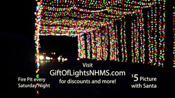 New Hampshire Motor Speedway TV Spot, 'Gift of Lights' - Thumbnail 7