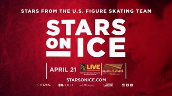Stars on Ice TV Spot, '2018 U.S. Tour' - Thumbnail 7