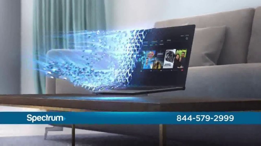 Spectrum Internet, TV and Voice TV Commercial, 'The Ultimate Triple Play' -  Video