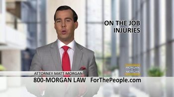 Morgan and Morgan Law Firm TV Spot, 'On the Job Injuries' - Thumbnail 2