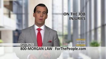 Morgan and Morgan Law Firm TV Spot, 'On the Job Injuries' - Thumbnail 3