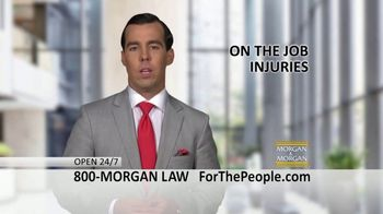 Morgan and Morgan Law Firm TV Spot, 'On the Job Injuries' - Thumbnail 4