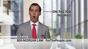 Morgan and Morgan Law Firm TV Spot, 'On the Job Injuries' - Thumbnail 5