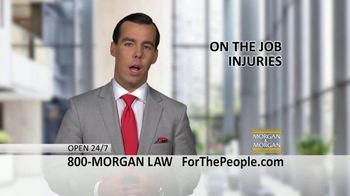 Morgan and Morgan Law Firm TV Spot, 'On the Job Injuries' - Thumbnail 6