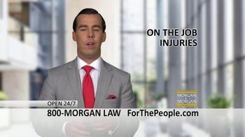 Morgan and Morgan Law Firm TV Spot, 'On the Job Injuries' - Thumbnail 9