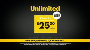 Sprint Unlimited TV Spot, 'My City. My Network: Sam Boumoujahed, Chicago' - Thumbnail 9
