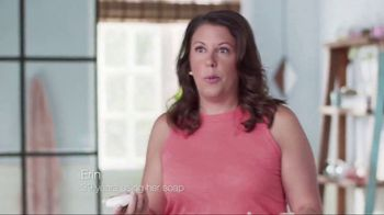 Dove White Beauty Bar TV Spot, 'Clean-Rinsing' - Thumbnail 2